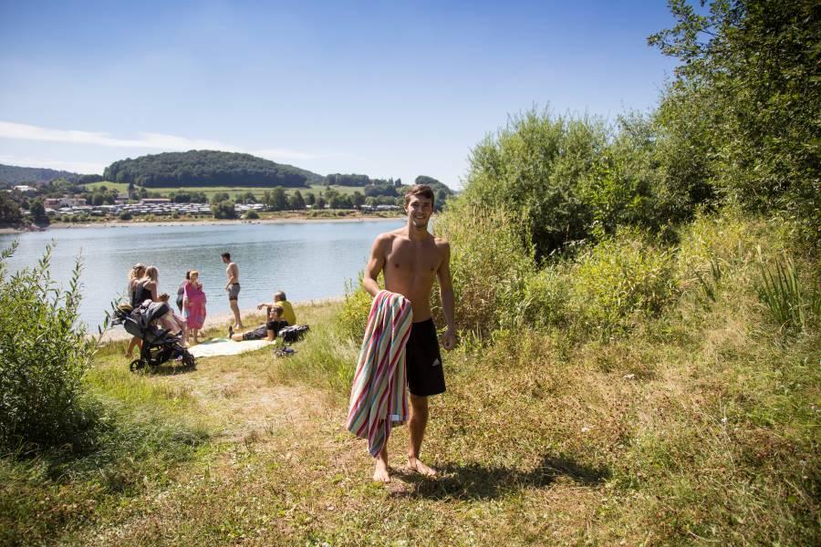 Nrw fkk baden Naturbad Wisseler
