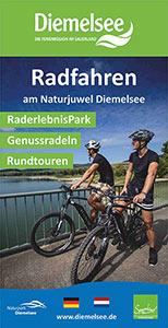 Radfahren am Diemelsee