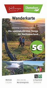Wanderkarte für 5€
